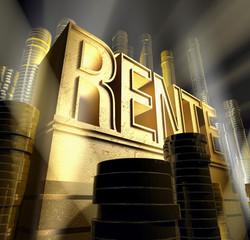 Rente Geld Zinsen Sicherheit