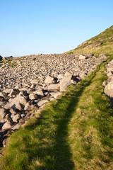 Mountain footpaths