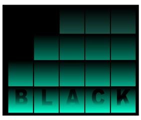 sfondo tessere black