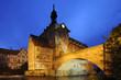 Bamberg Altstadt Wahrzeichen Rathaus