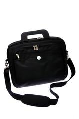 Bag for laptop on white backgorund