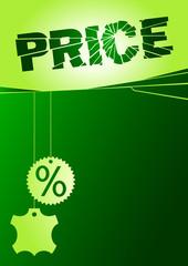 price broken