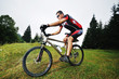 mount bike man outdoor