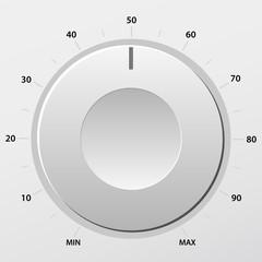 Volume knob 2