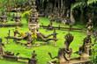 buddha statues in vientiane,laos - 17068007