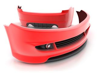 sporting repair parts (red)