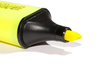 surligneur jaune