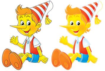 Pinocchio / Buratino
