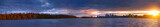 Sunset panorama of Holy Lake - 17079825