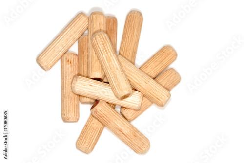 """""""Spine in legno per bricolage"""" Immagini e Fotografie Royalty Free su Fotolia.com - File 17080685"""