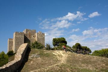 Fortezza Medievale La Rocca - Talamone, Toscana
