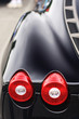 sports car tail light