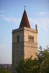 Il campanile del Duomo di Gemona del Friuli (2)