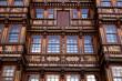 Historischer Marktplatz in Hildesheim mit Wedekindhaus