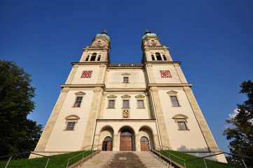 Kempten - Sankt Lorenz Basilika