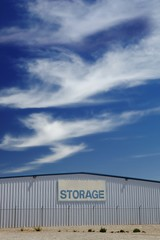 Storage facility, USA