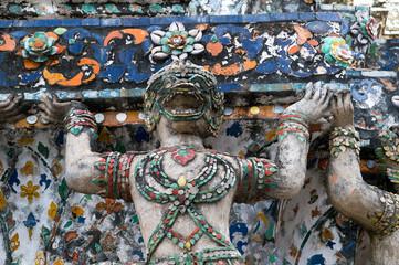wat arun - the temple of the dawn