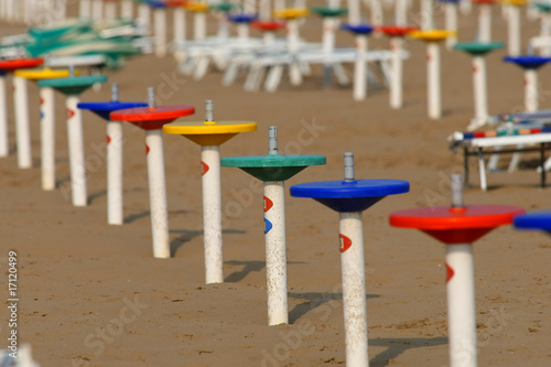 End of summer scene in Lignano (9)