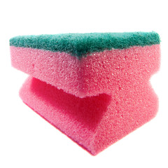 Sponge for ware washing.