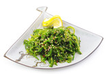 Japanese Cuisine - Salad from Seaweed poster