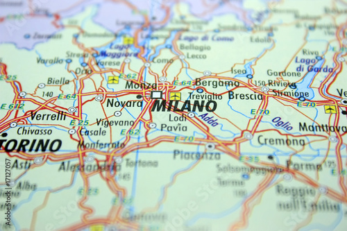 Destination: Milano.