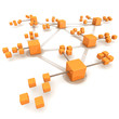 Business network concept