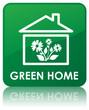Green Home Icon