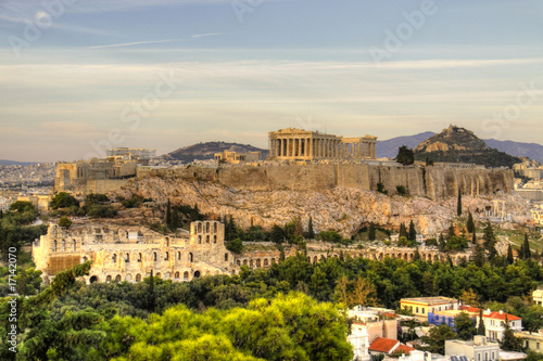obraz PCV Acropolis
