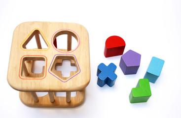 baby puzzle blocks