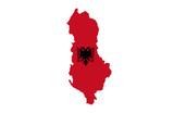 Republic of Albania poster