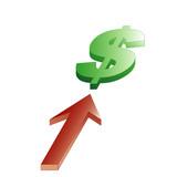 Dollar increase poster