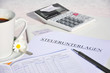 Steuerunterlagen ausfertigen