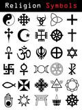 Religion Symbols poster