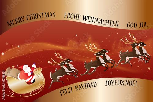 merry christmas frohe weihnachten god jul feliz navidad. Black Bedroom Furniture Sets. Home Design Ideas