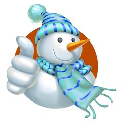 snowman ok