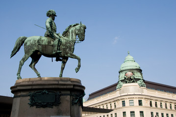 Estatua Franz Joseph I