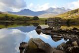 Fototapety Snowdonia