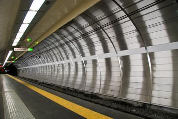 Tunnel metropolitana Roma