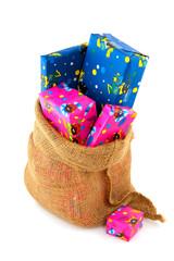 Bag from Dutch Sinterklaas