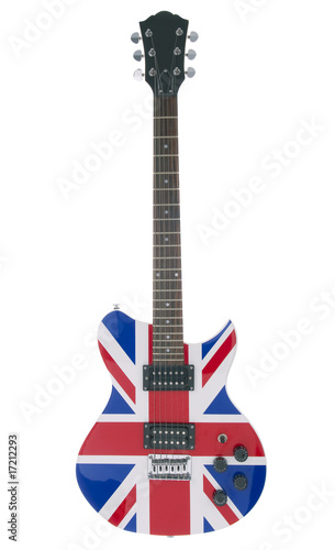British Electric Guitar