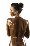 the chocolate girl