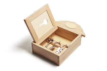 House Key Box