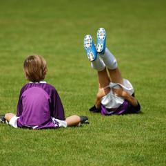 jeunes footballers