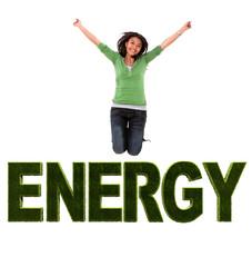 energetic woman