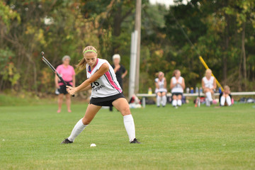Girls Field Hockey Competition