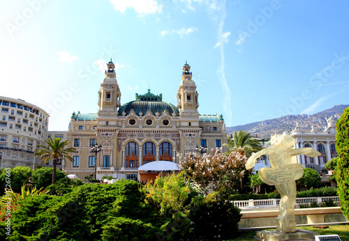 The Grand Casino Monte Carlo