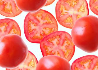 tomato segment