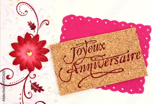 Related Pictures carte anniversaire