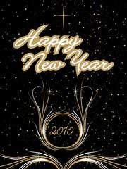 Reveillon 2009-2010 - Feliz Ano Novo - Happy New Year