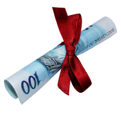 Presente Dinheiro